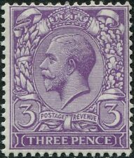 SG375 SPEC N22(1), 3d reddish violet, NH MINT. Cat £35.