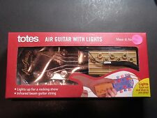 Tandy Totes Inspire Music Portable Air Guitar Infrared Guitar Strings #mi6 jbv