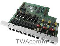 PANASONIC KX-TA82483 3X8 EXPANSION CARD FOR TA824 NEW!