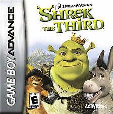Shrek the Third (Nintendo Game Boy Advance, 2007)