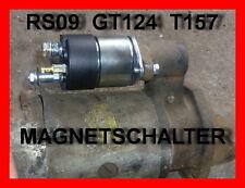 Magnetschalter Zugmagnet Pomsen RS09 GT124 T157  M22 3 Ps Anlasser Cunewalde DDR