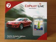 CoPilot Live 7 GPS Sat Nav Software PDA / Smartphone