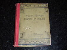 Young People's History of Ireland -- Towle -- Lee & Sheppard, NY, 1887
