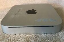 Apple Mac Mini Mid 2010 Server Intel Core 2 Duo 2.66GHz 4GB RAM 320GB HDD