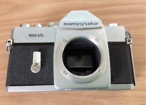 Mamiya Sekor 1000 DTL  35mm Film Camera Body ONLY