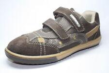 Chaussures marrons en cuir pour fille de 2 à 16 ans pointure 33