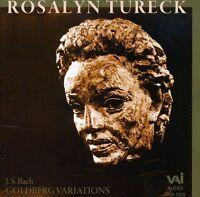 Rosalyn Tureck, J.S. Bach - Goldberg Variations [New CD]