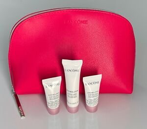 15ml+2x5ml  Lancome Hydra Zen Anti Stress Glow Liquid Moisturizer & Lancome Bag