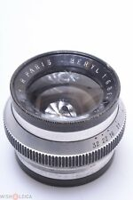 BOYER BERYL 180MM F/6.8 LENS M39 SCREW THREAD. ENLARGER, ENLARGING LENS