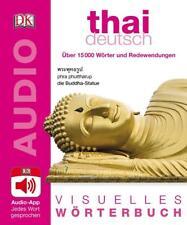 Visuelles Wörterbuch Thai Deutsch (2017, Taschenbuch)