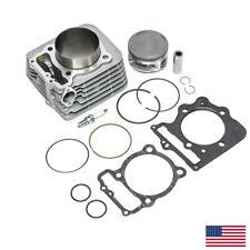 Cylinder Piston Gasket Rings Top End Kit For Honda Trx400Ex 99-08 01 02 03 04 05