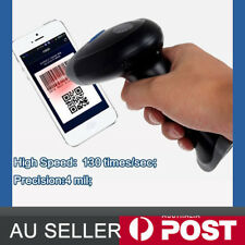 2D/QR/DM Hand Handheld USB Wired laser Barcode Scanner Reader For Mobile Payment