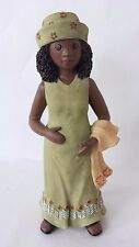Sarah's Attic She's All That Figure She Loves Pregnant African American Woman Nw