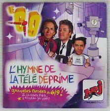 L'hymne de la télé déprime CDs 2005