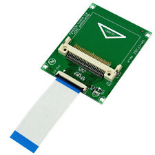 "CF Compact Flash to 1.8"" ZIF / CE 50Pin SSD Adapter for Toshiba HDD iPod Video"