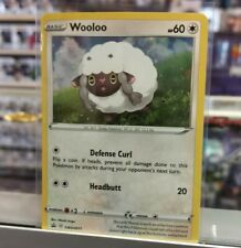 Wooloo - SWSH011 - Promo Near Mint Pokemon Sword & Shield Promos
