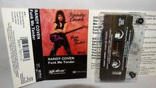 3 TAPE SET 1 FACTORY SEALED RANDY COVEN FUNK ME & SAY'S OUCH + GUARDIAN FIRST