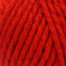 Robin Super Chunky 5x 100 Gram Balls 500 Grams Red