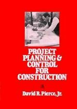 Project Planning and Control for Construction