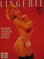 Playboy's Lingerie November December 1990 | Factory Sealed      #2835