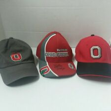 new arrival 279cd 3519a Ohio State Buckeyes Lot of 3 baseball cap hat Embroidery