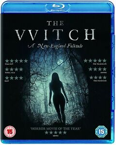 'The Witch' (2015) by Robert Eggers - Blu-Ray - Sealed, Brand New - PAL Region 4