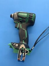 """METABO HPT IP56 Brushless Tripple Hammer 1/4"""" Impact Driver WH18DBDL2 Tool Only"""