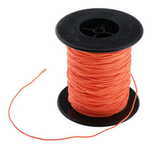Scuba Diving Reel Line 83m for Safety Dive Marker Diving Gears Accessories