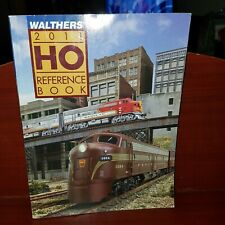 Walthers 2011 HO Model Railroad Reference Book