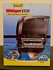 Tetra Whisper EX 30 Silent Multi-Stage Power Filter