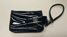 Teal GRACE ADELE wallet with wristlet strap - EUC!
