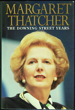 "Margaret Thatcher Signed ""The Downing Street Years"" Book (PSA/DNA)"