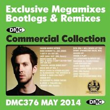 Commercial Collection 376 Club Hits Bootleg Remix & Megamixes DJ Double Music CD