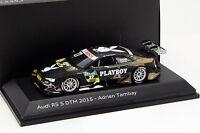 Audi RS 5 DTM #27 DTM 2015 Adrien Tambay 1:43 Spark