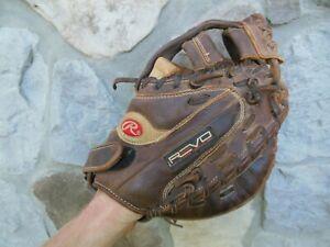 Rawlings Revo Solid Core SC550 Baseball Glove Mitt Toe Right Hand Thrower