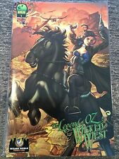 The Legend of Oz: The Wicked West 1 Wizard World Chicago Exclusive