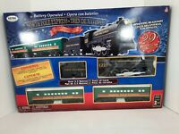 EZTEC North Pole Express Battery Operated Train Set 29 Pc Age 3+