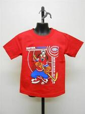 NEW NHL MONTREAL CANADIENS / DISNEY GOOFY SIZE 4 KIDS S SMALL by MAJESTIC