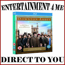 DOWNTON ABBEY - COMPLETE SERIES 5 ***BRAND NEW BLU-RAY **