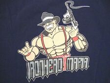 House of Pain Hop Ironhead Mafia Gym Workout Bodybuilding T Shirt XL