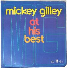 Mickey Gilley - At His Best USA 1974 LP Paula Records
