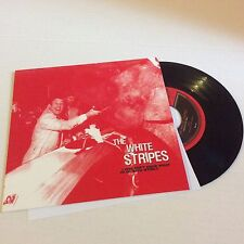 "THE WHITE STRIPES I JUST DON'T KNOW WHAT TO DO....7"" VINYL  NEW  MINT THIRD MAN"