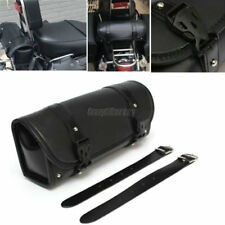 Motorcycle PU Leather Tool Bag For Suzuki Intruder Volusia VS 700 750 800 1400