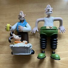 Wallace & Gromit Shampoo Bottle X2 - Retro Display Collectible