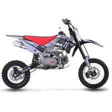 pitbike motocicletta enduro ruote 17/14 125cc automatica KAYO senza marce CROSS