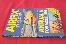AIRFIX MAGAZINE ANNUAL FOR MODELLERS 6 BRUCE QUARRIE