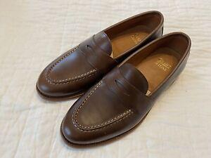 Grant Stone Traveler Penny Crimson CXL Loafer Mens Size 10D New In Box
