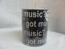 GOT MUSIC? PILLAR CANDLE