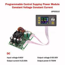 DPS5015 DC 50V 15A Adjustable Step-down LCD Digital Regulated Power Supply K3B7