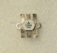 1pcs 2SC2694 Manu:MITSUBIS Encapsulation:RF TRANSISTOR,NPN EPITAXIAL PLANAR TYPE